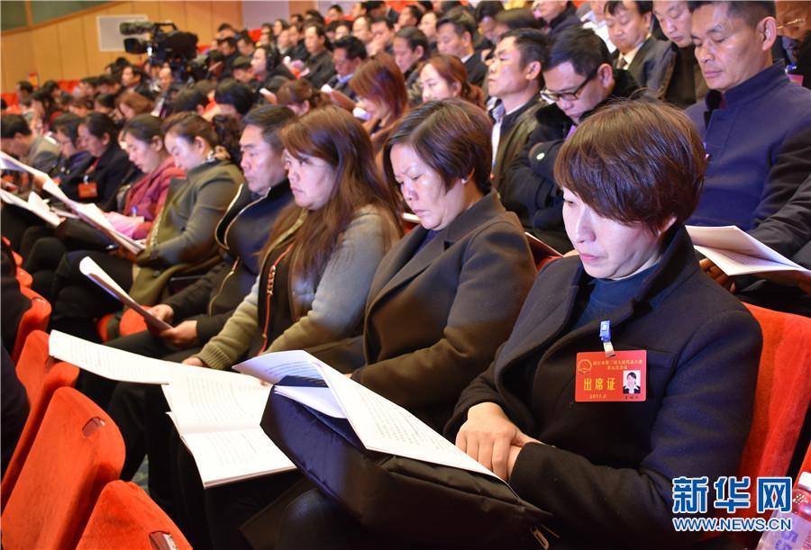 丽江市人大常委会加大监督力度推动当地经济社会发展
