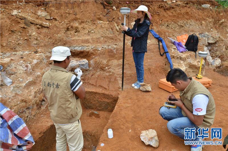 昆明羊甫头墓地考古发掘出一批重要文物