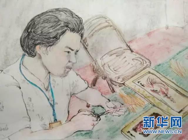 系列广播剧《白洋淀故事》⑮:芦苇作画秀绝技