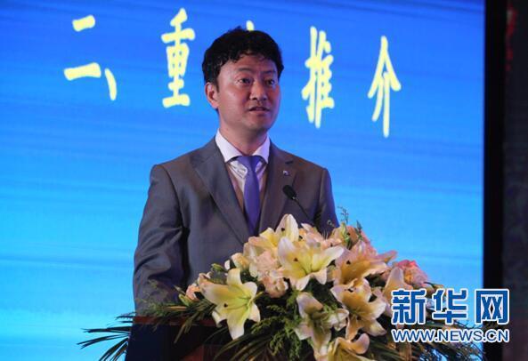 安徽省信用担保集团钱力:创新基金模式 推动产业集聚升级