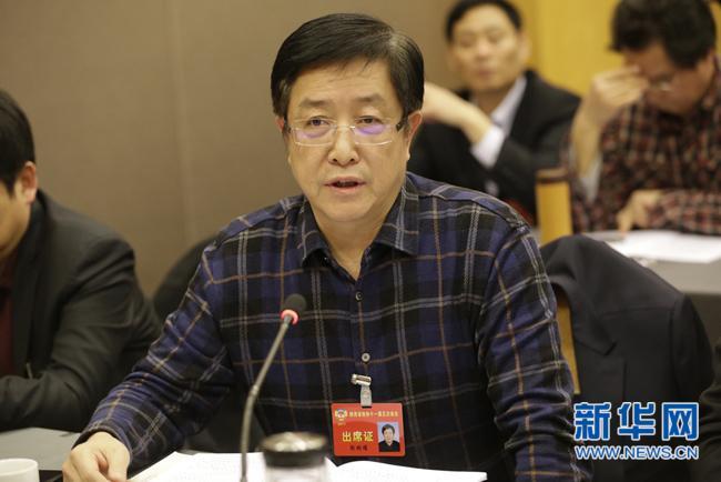 政协陕西省第十一届五次会议分组会议召开