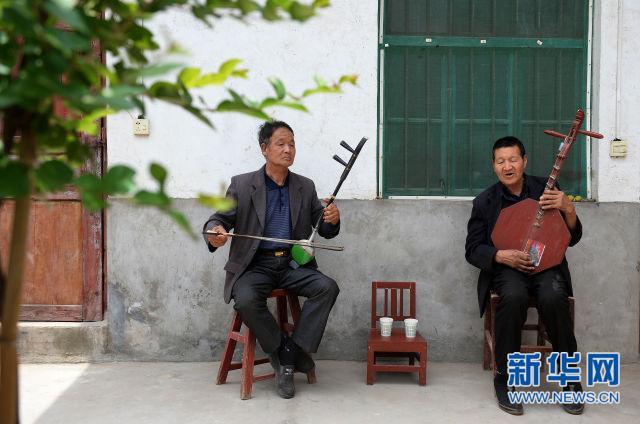"""""""守住花果山,吃好旅游饭"""" 陕西渭南市华州区走在脱贫路上的五位年轻人"""