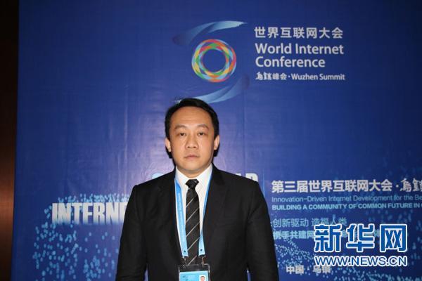 冯剑峰:互联网是促进中国制造业转型升级的绝好方式