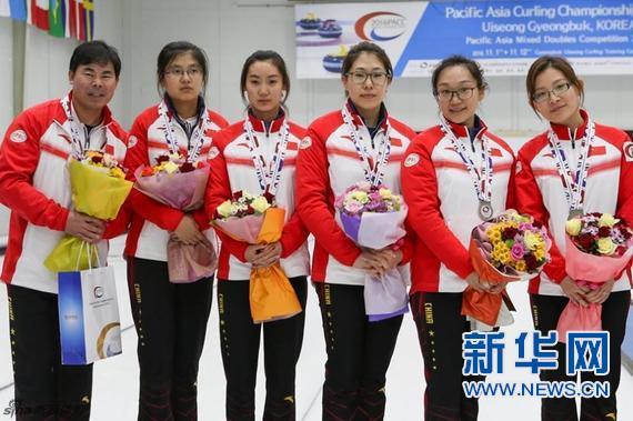 """青海奏响""""冰雪之歌"""":首届国际冰壶邀请赛将于本月举行"""