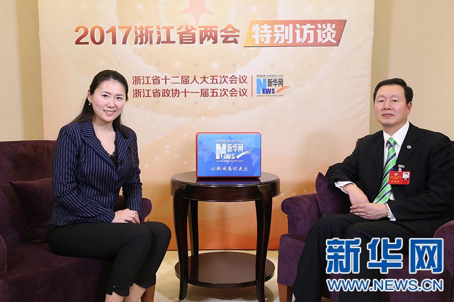 """浙江省政协委员季志海:打造法治农村的""""浙江样板"""""""