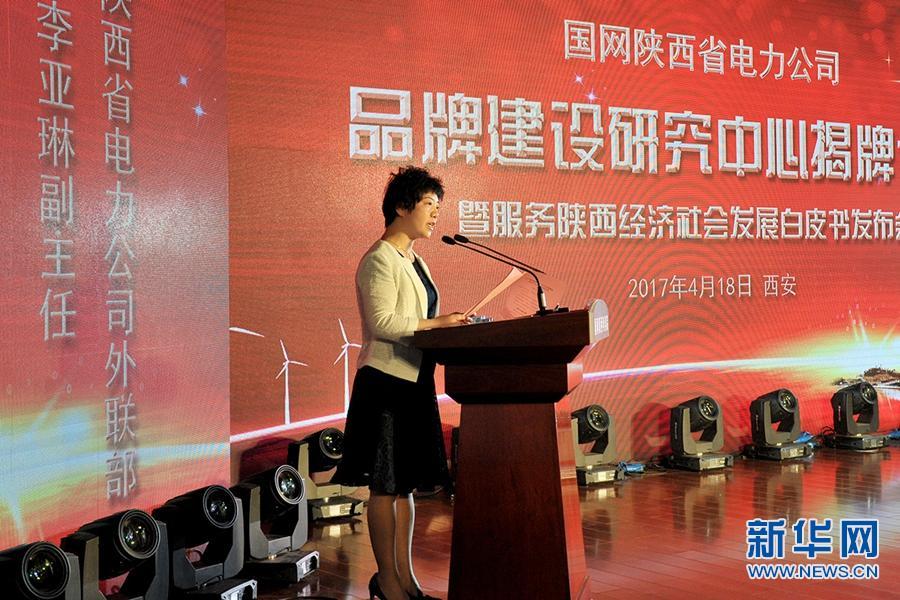 国家电网公司首个品牌建设研究中心成立