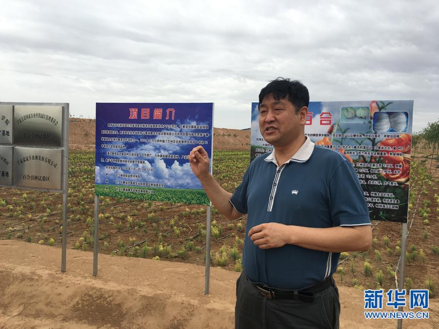 陕西杨凌+宁夏孙家滩 强强合作打造农科高地