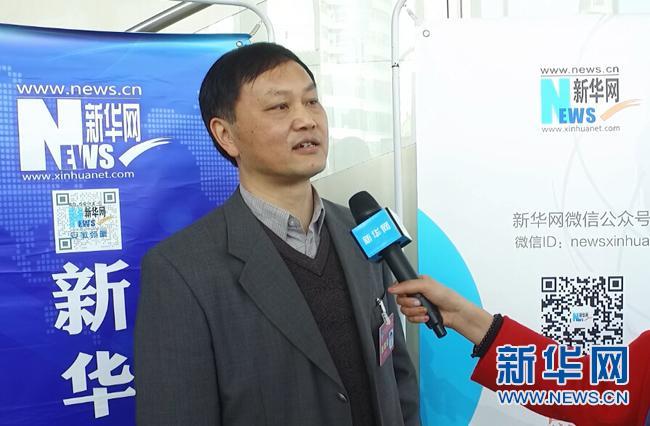 安徽省政协委员方勇华:加大省自然科学基金投入力度刻不容缓