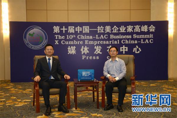 陆宏翔:跨境电商为实体经济发展打开新通道