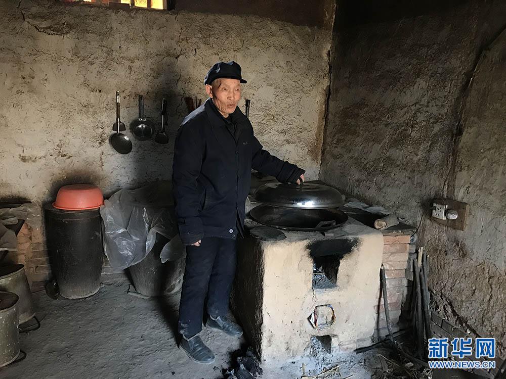 """渭北古稀老农旧屋换新房的心情""""日记"""""""