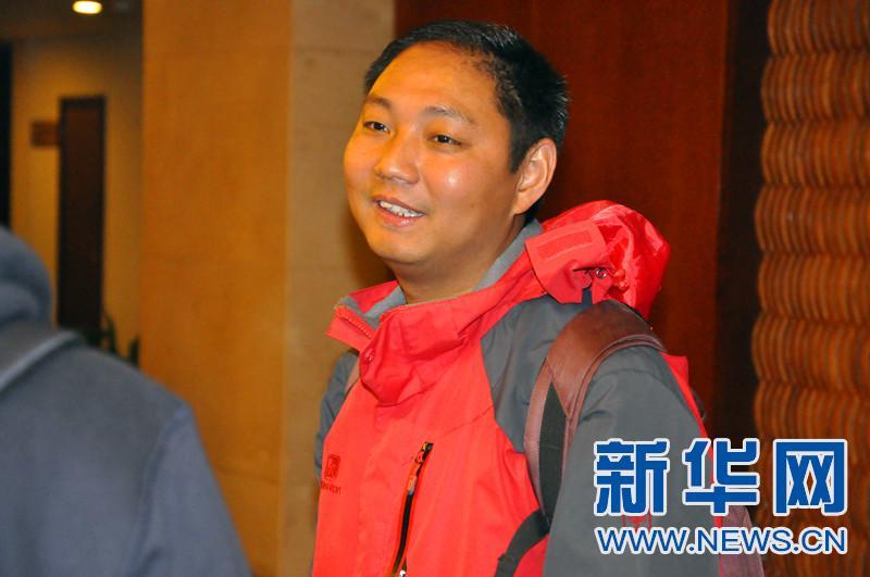 导游林峰:救人只是尽一个旅游从业者的本分