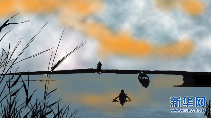 系列广播剧《白洋淀故事》⑫:诗文翰墨中的白洋淀