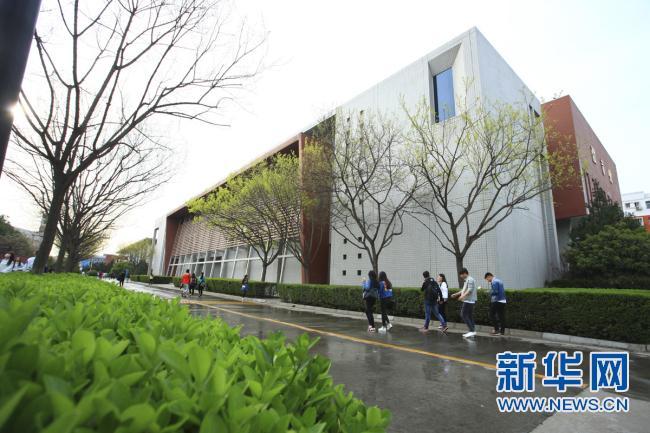 春来花满树 校园芳菲尽 领略陕西高校的绿色环保