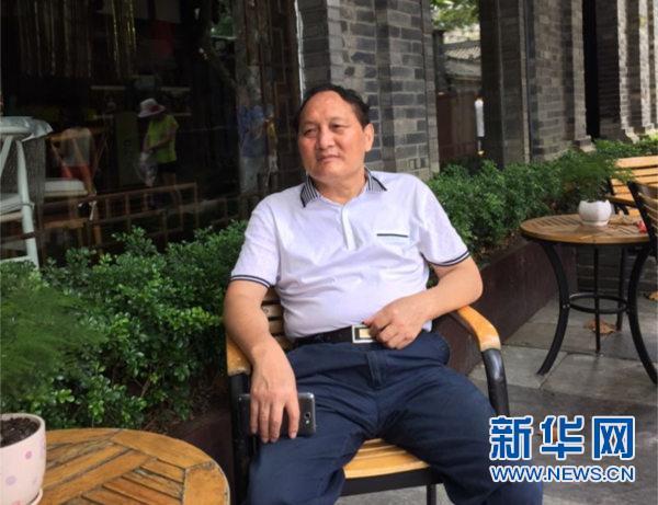 """《海棠依旧》编剧谈创作初衷 不忘初心传承""""公仆""""精神"""