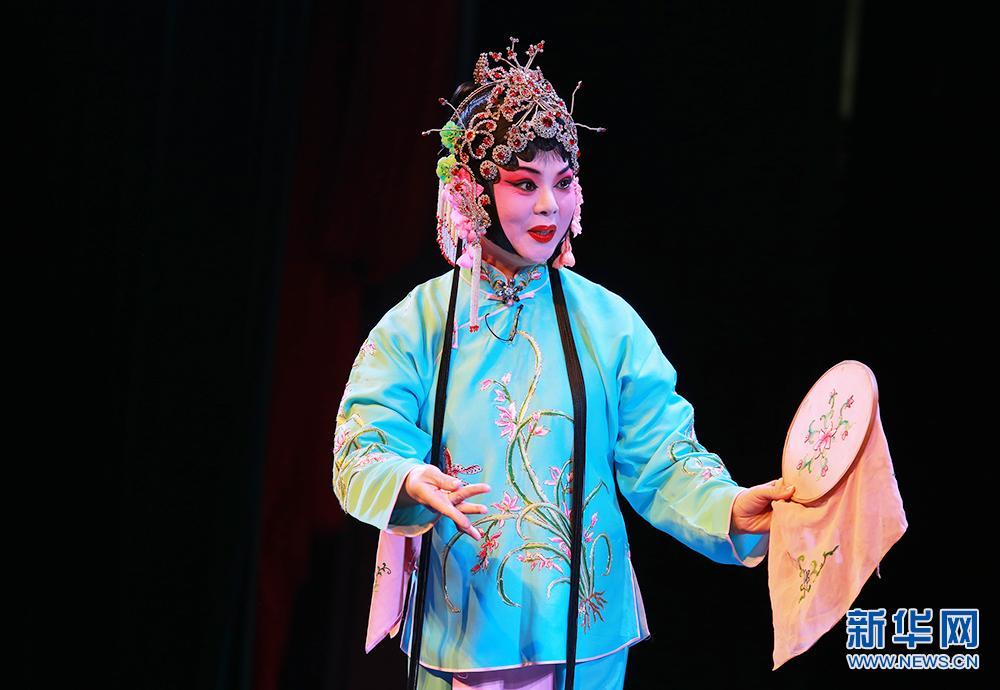 陕西西安:周末文化演出有好戏 公益票价惠民心