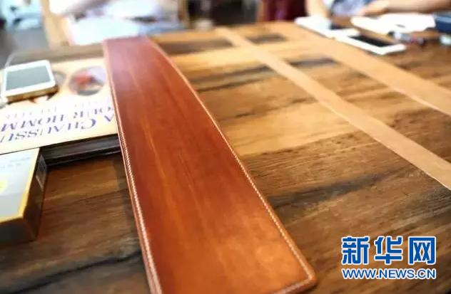 爱马仕唯一中国匠人:奢侈品是如何炼成的