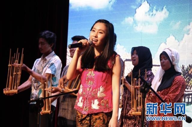 """春风播新绿 丝路花雨浓——在华留学生眼中的""""一带一路"""""""