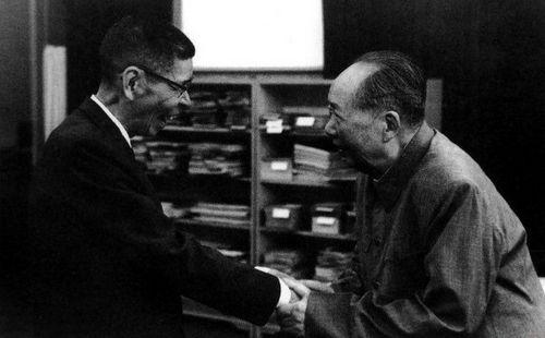 毛主席的两张照片让国人全惊呆了(图) - 玉虚悟真 - 太阳 玉虚悟真