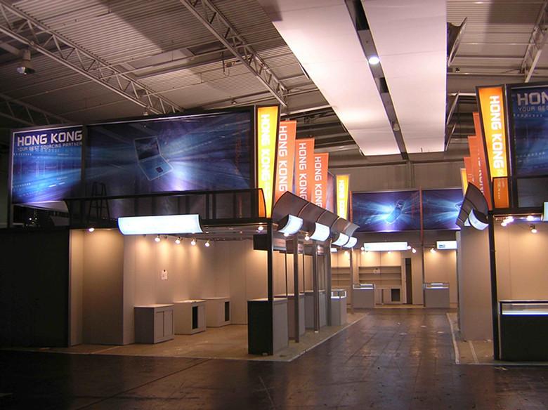 现代商业空间展示设计图片