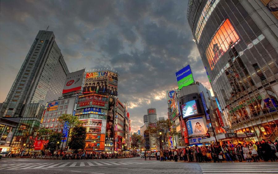 我为什么要亲眼看看日本? - 卡森 - 卡森的博客