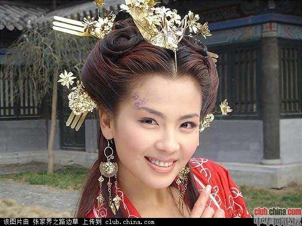 古装女星排行榜_最美古装女明星排行榜图片