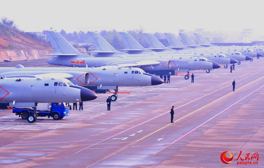中国打造集群远程轰炸机真与别国无关?  - 凤岭人家 - 八面山下