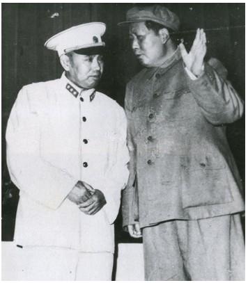 """唯新中国才有""""当兵""""的上将许世友 - 园丁之子 - 书香传人"""