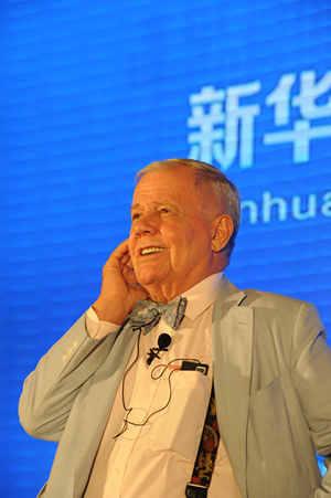 国际著名投资家、金融学家吉姆・罗杰斯:我最看好中国六大行业