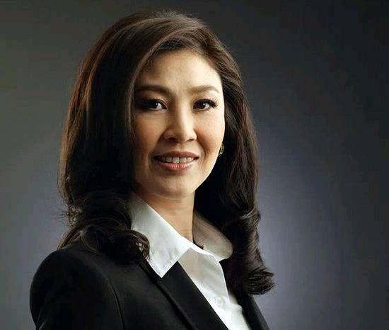 政坛第一美女泰国英拉
