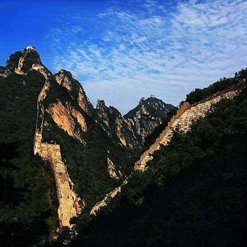 明长城:一个官二代的鲁班奖 - 凤岭人家 - 八面山下
