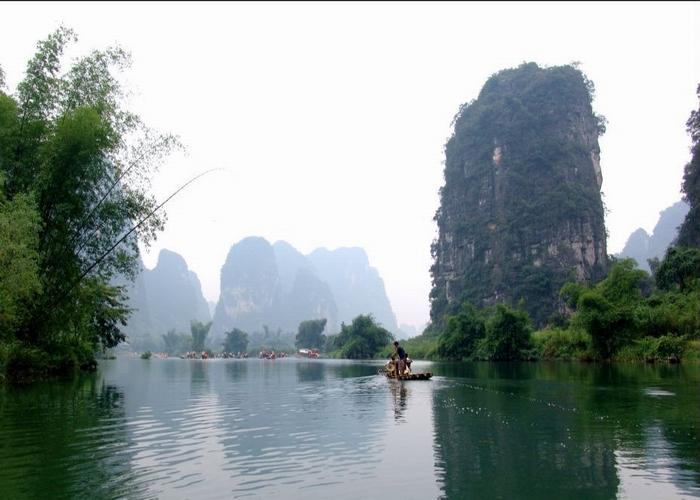 中国最美的十大风景区图片