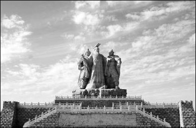 易中天:大汉帝国是怎样炼成的