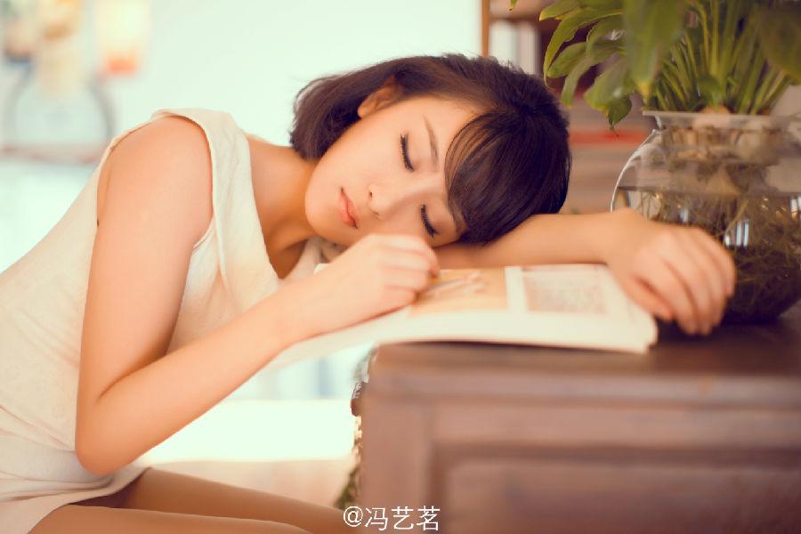 冯艺茗2014小清新写真