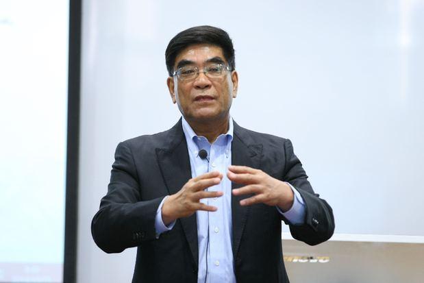傅成玉:致力于中国石油品牌走出去