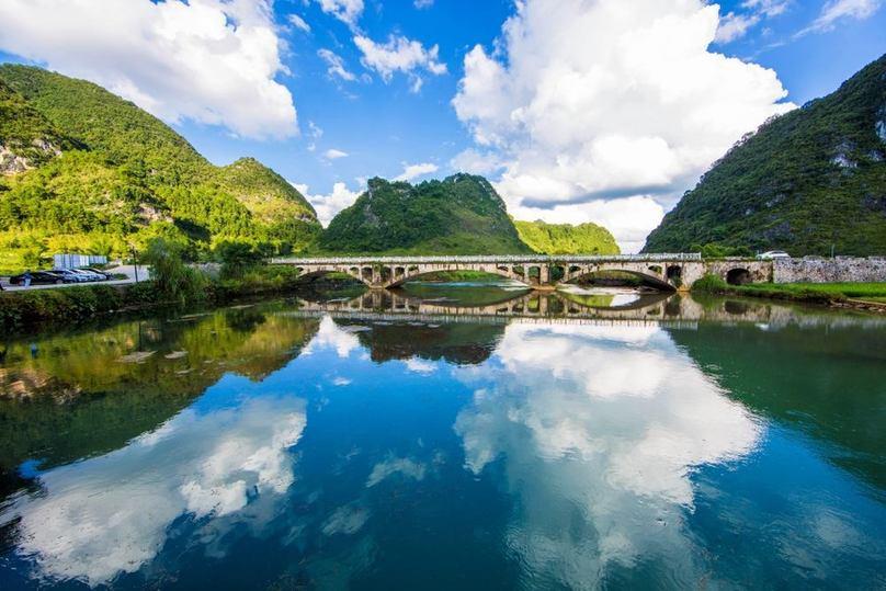 广西边关风情旅游带:生态旅游绽光彩