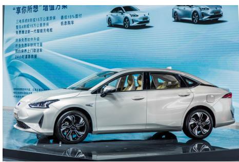 广汽丰田TNGA 家族持续扩容 威兰达广州车展全球首发