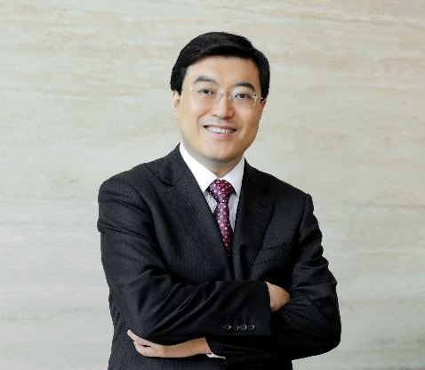 潘刚:打造有全球影响力的龙8乳业品牌