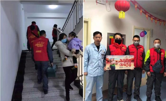 九牧集团响应武汉疾控中心需求,以实际行动为武汉加油