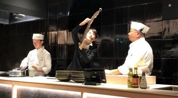引入人工智能的餐厅在东京开张