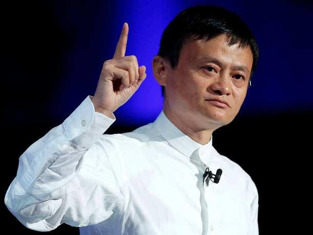 马云:开创龙8的电商品牌