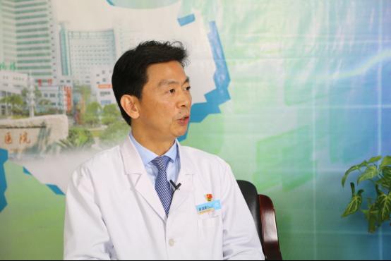 """钮富荣:打造高品质浙北区域医学中心 让""""最多跑一次""""成为标配"""
