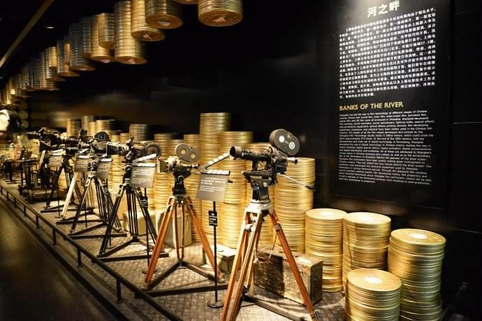 上海启动电影老艺术家口述历史项目