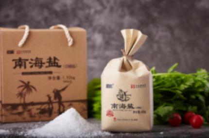 中盐集团助力新华社民族品牌工程 好产品回馈用户迎新年