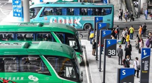 澳门旅发委:争取更多澳门旅游巴士直达香港机场