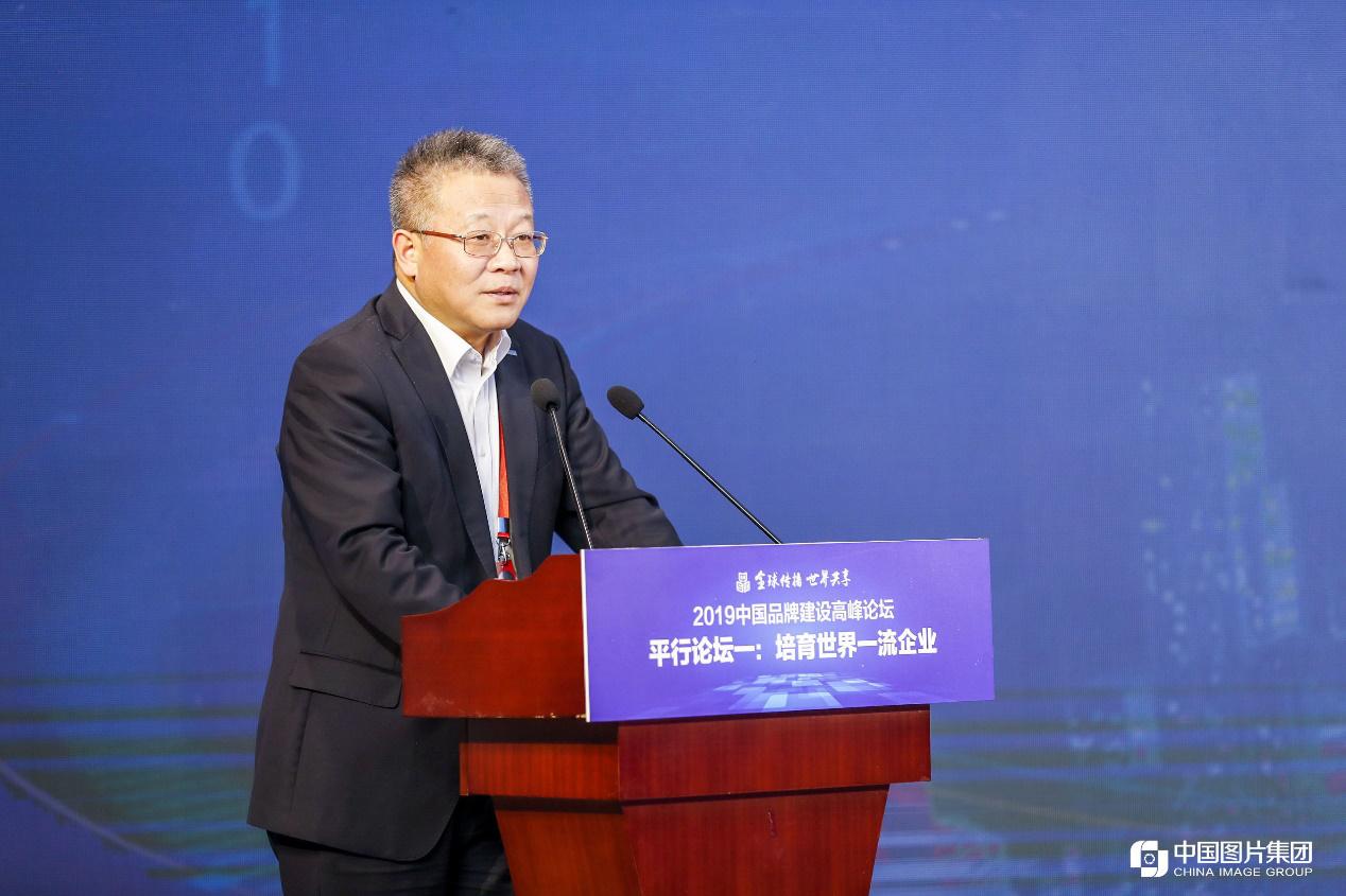 苏宁易购副董事长孙为民:智慧引领零售变革 创新龙8品牌价值