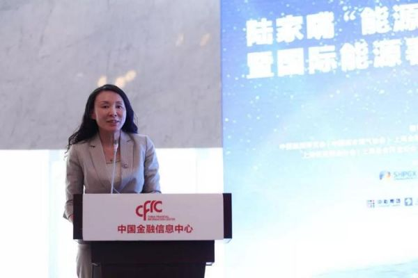 金淑萍:集众智合众力 中国海油创新助力天然气产业健康发展