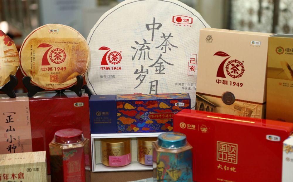 中茶为国家队提供备战保障