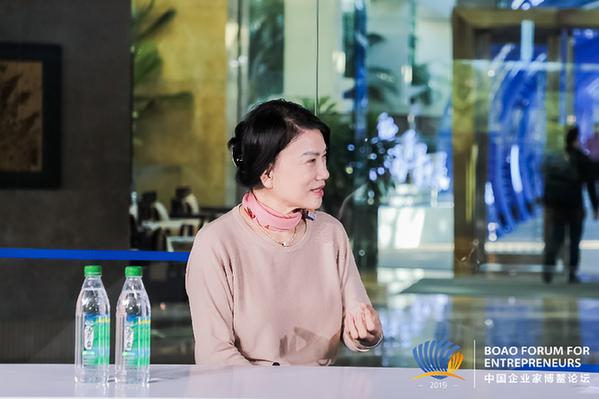 董明珠:技术创新让世界爱上中国造