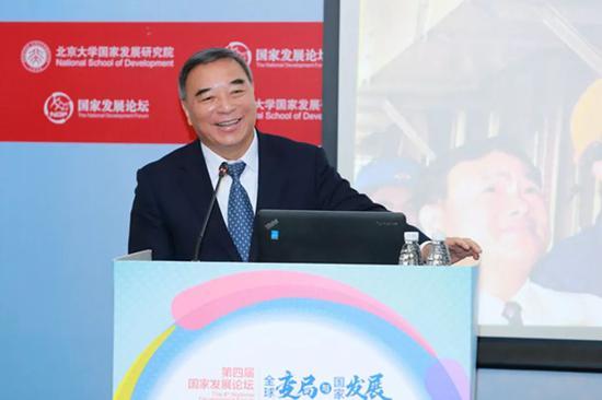 中国建材宋志平:在国企四十年,做对五件事