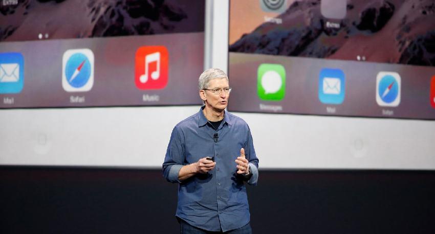 """苹果多年来首次降低营收预期 大中华区""""背锅"""""""